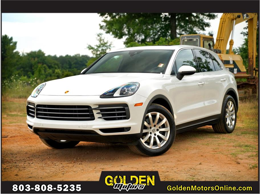 2020 Porsche Cayenne from GOLDEN MOTORS