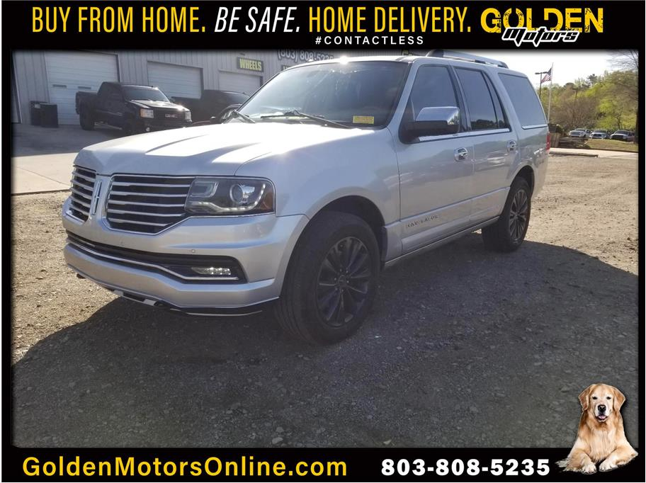 2015 Lincoln Navigator from GOLDEN MOTORS