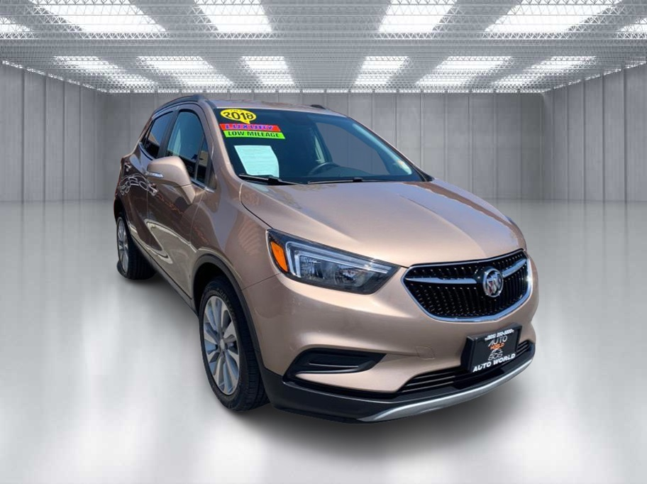 2018 Buick Encore from Auto World SM
