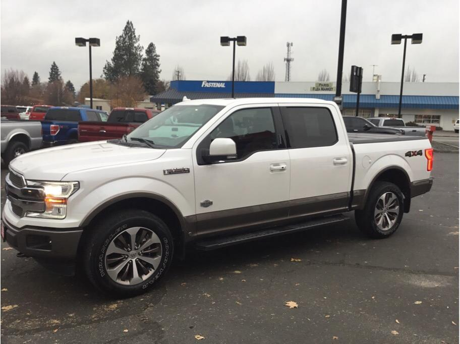 2018 Ford F150 SuperCrew Cab from Dales Used Cars
