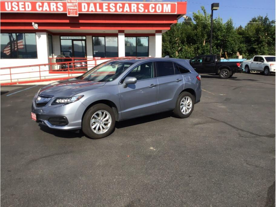 2016 Acura RDX from Dales Used Cars