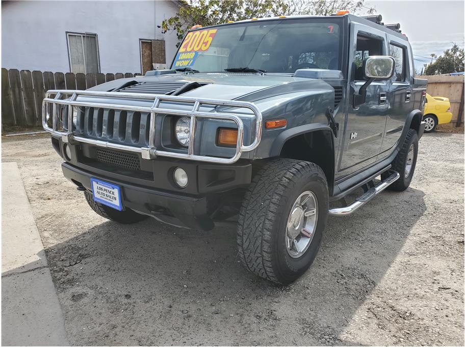 2005 Hummer H2 from Los Pencil Auto Sales Inc