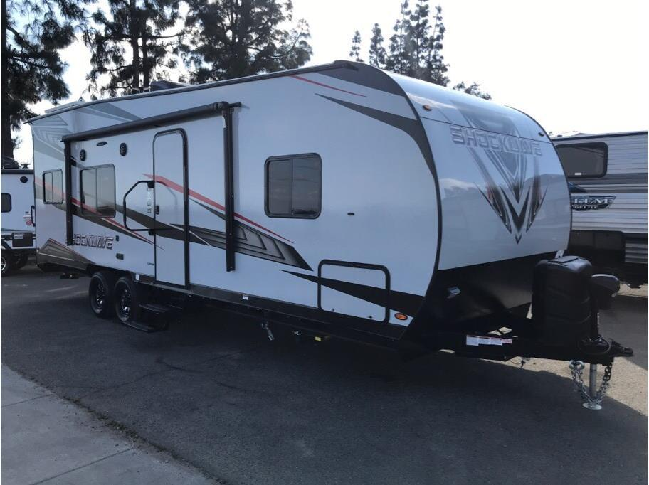 2021 Forest River Shockwave 24RQGMX from Epic RV Liquidators