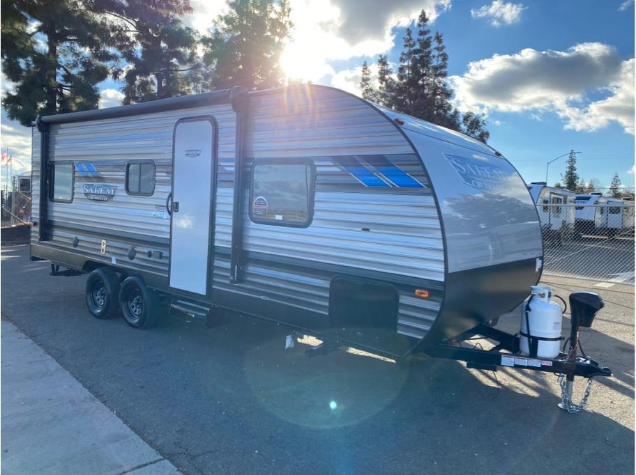 2021 Forest River SALEM 208RD from Epic RV Liquidators