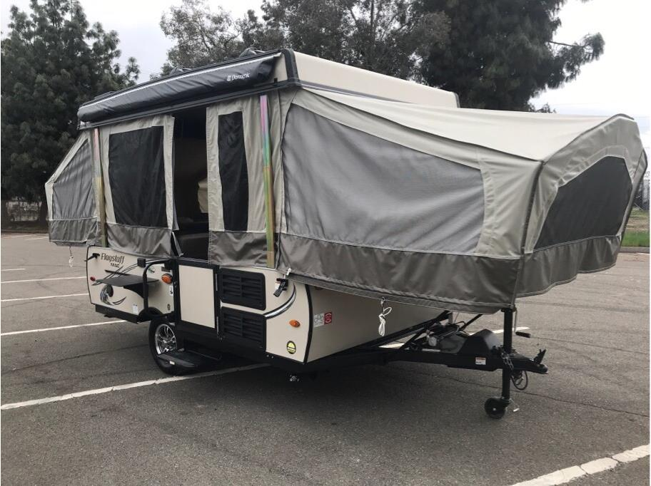 2018 FOREST RIVER Flagstaff Camping Trailer from Epic RV Liquidators