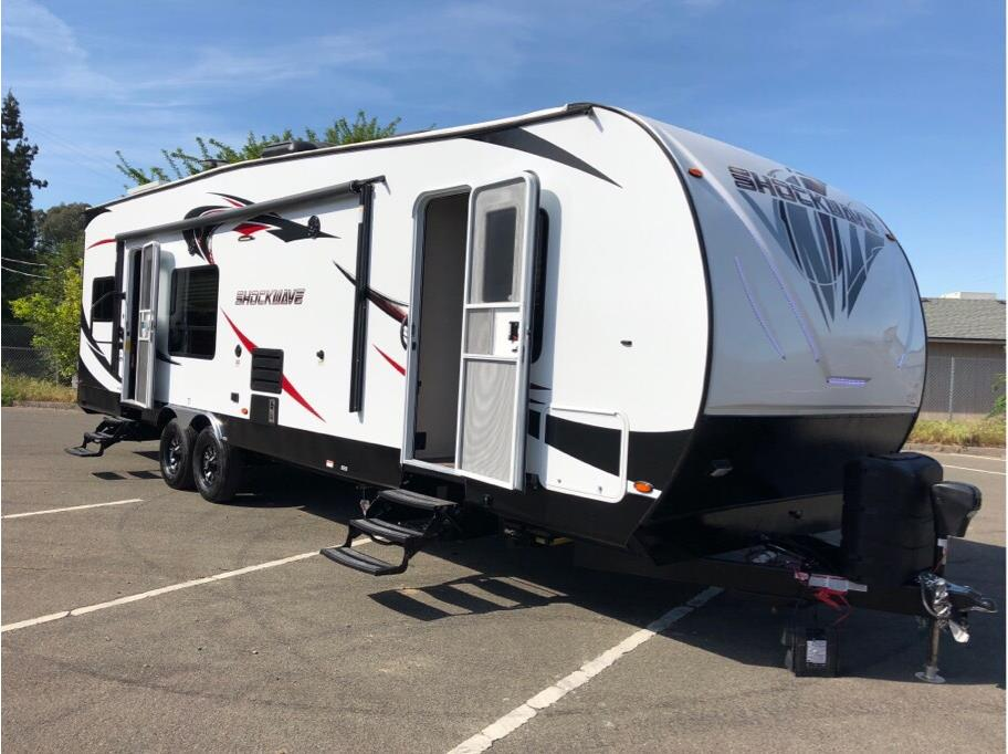 2019 FOREST RIVER Shockwave T29KSGDX from Epic RV Liquidators