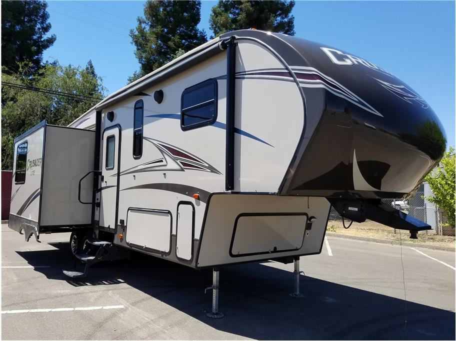 2016 FOREST RIVER Crusader 28RL from Epic RV Liquidators