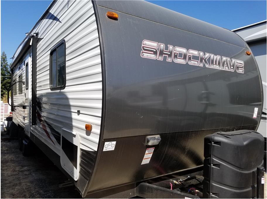 2019 FOREST RIVER Shockwave 22FS from Epic RV Liquidators