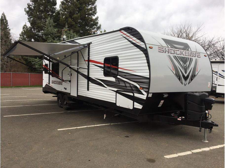 2019 FOREST RIVER Shockwave 27RQMX