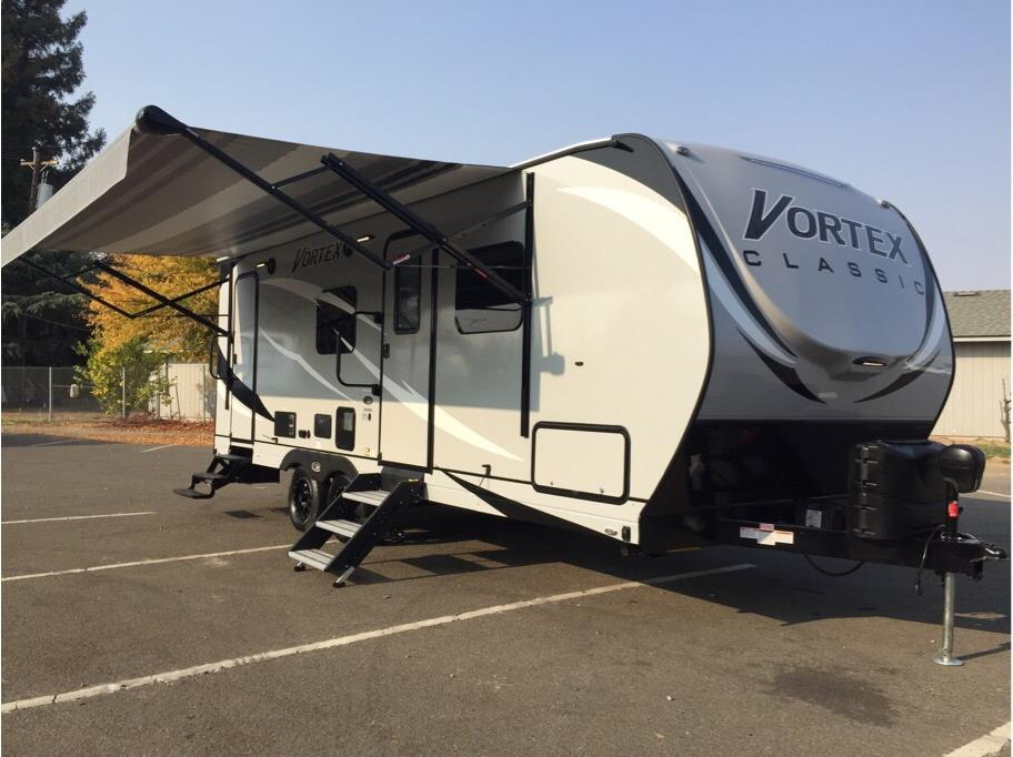 2019 GENESIS SUPREME  Vortex Classic 240RBS from Epic RV Liquidators