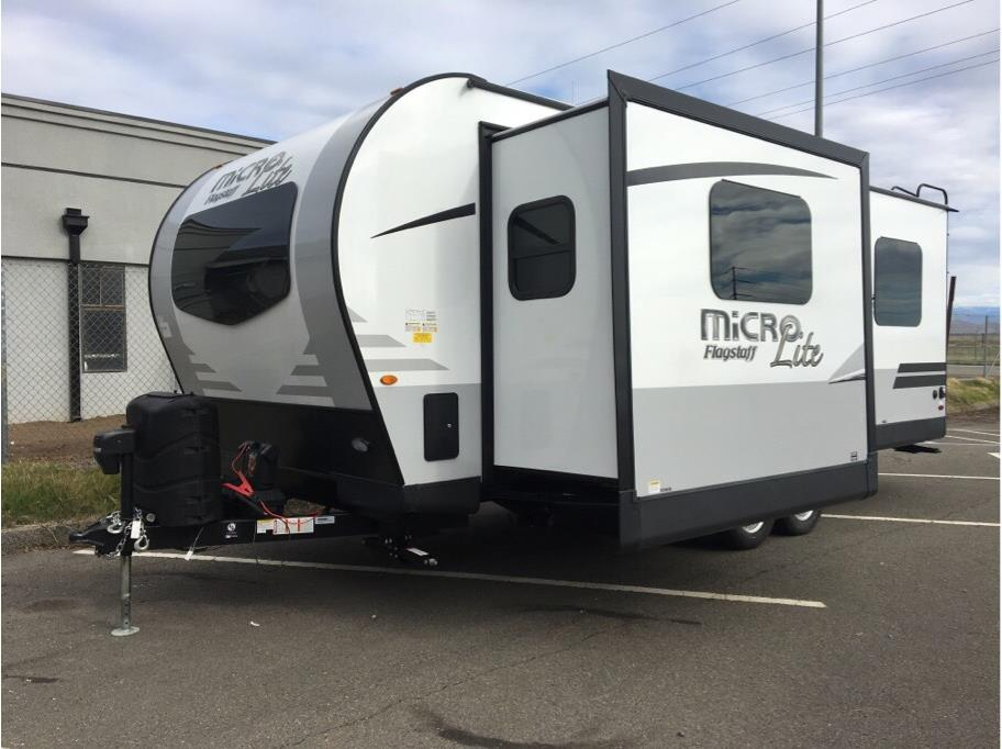2019 FOREST RIVER Flagstaff Micro Lite 25FKS from Epic RV Liquidators