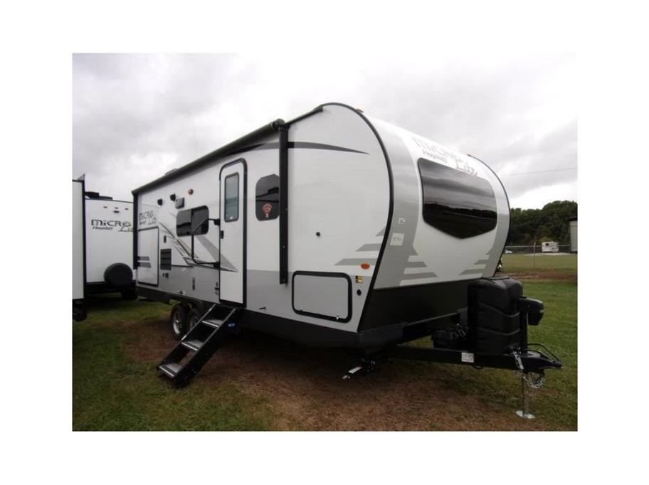 2019 FOREST RIVER Flagstaff  Micro Lite 25BDS from Epic RV Liquidators
