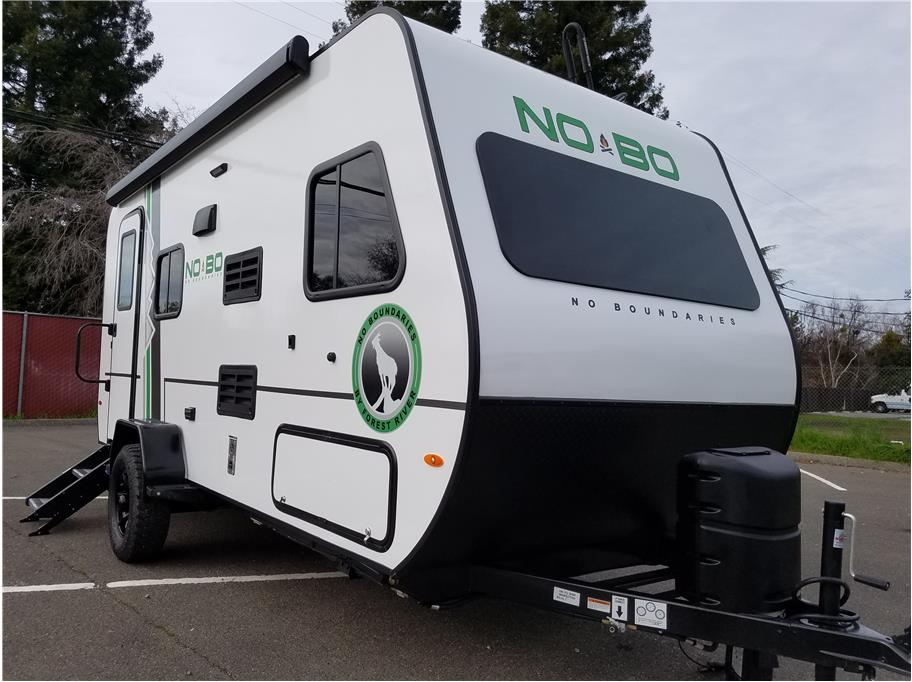 2019 FOREST RIVER NO Boundaries 16.8 from Epic RV Liquidators