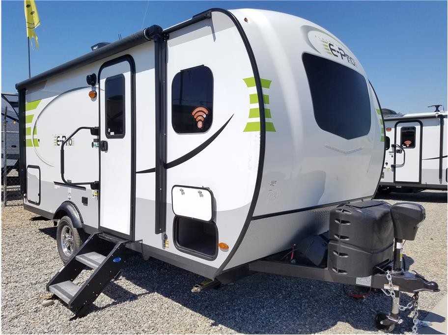 2020 FOREST RIVER Flagstaff 16BHG from Epic RV Liquidators