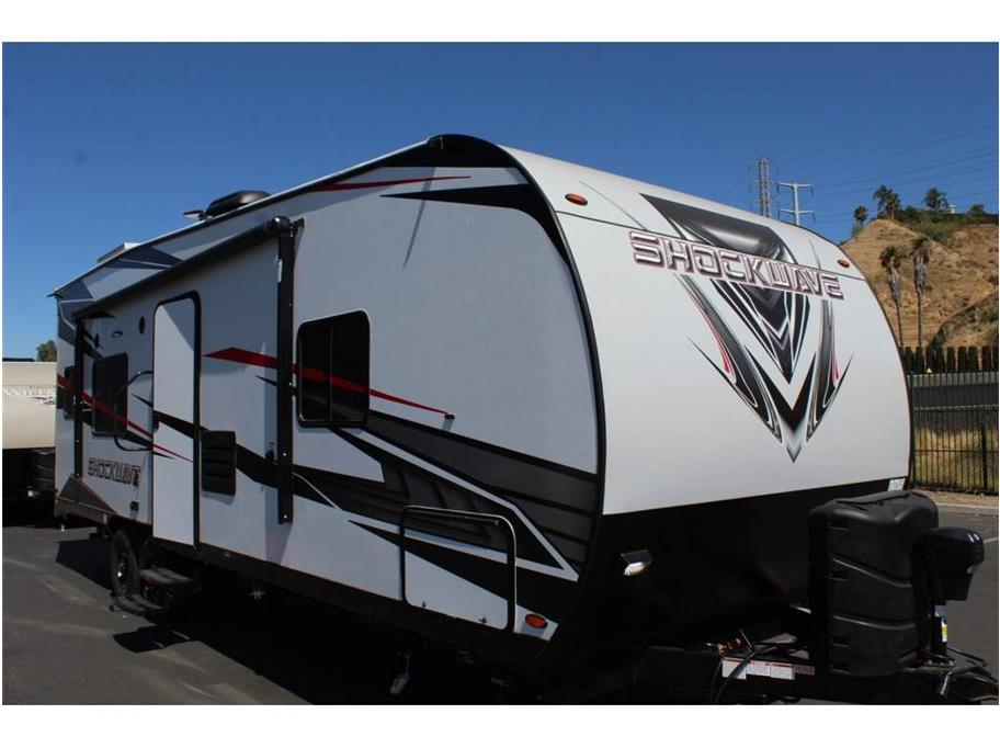 2020 FOREST RIVER Shockwave T25RQGMX from Epic RV Liquidators