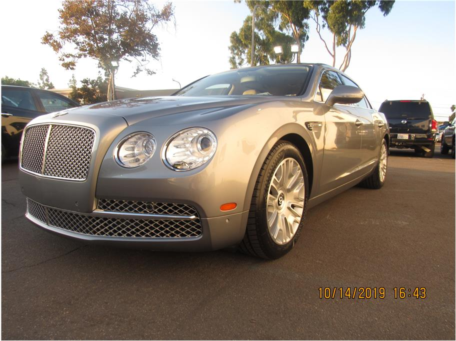 2014 Bentley Flying Spur from Billion Auto Group 524 E. First St.