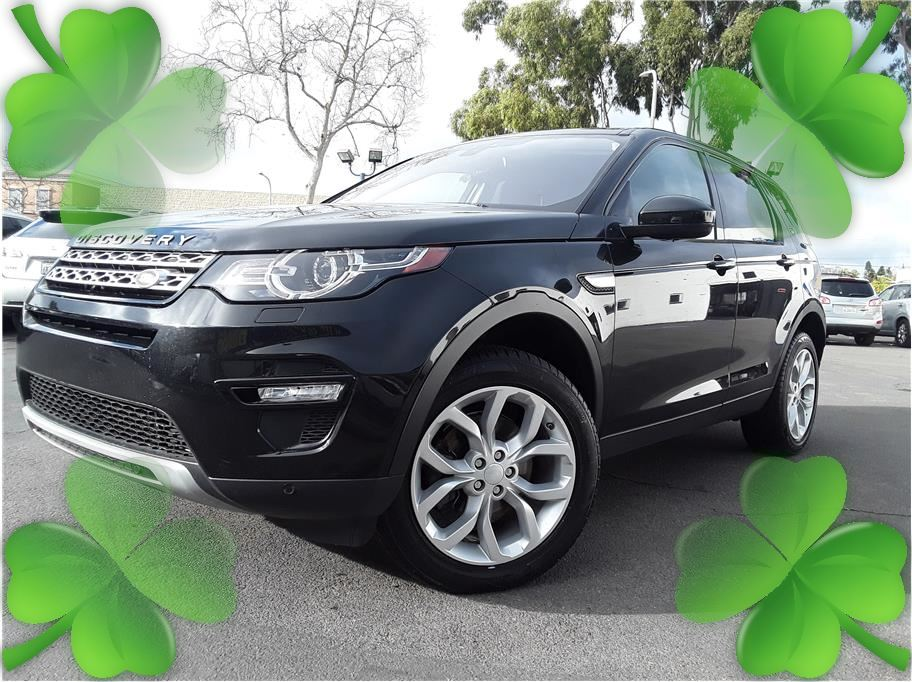 2017 Land Rover Discovery Sport from Billion Auto Group 2400 Firestone Blvd