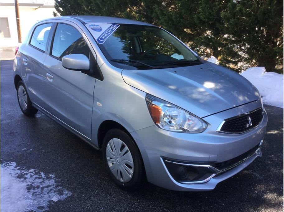 2018 Mitsubishi Mirage from E-Z Way Auto Sales Lenoir