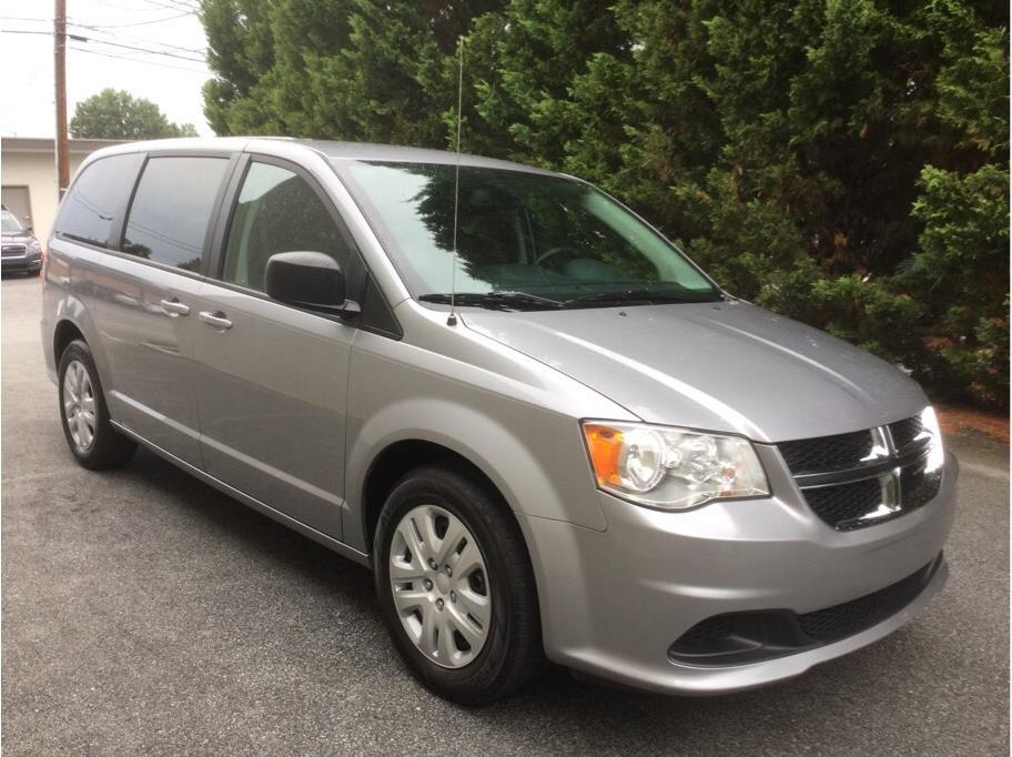 2018 Dodge Grand Caravan Passenger from E-Z Way Auto Sales Lenoir