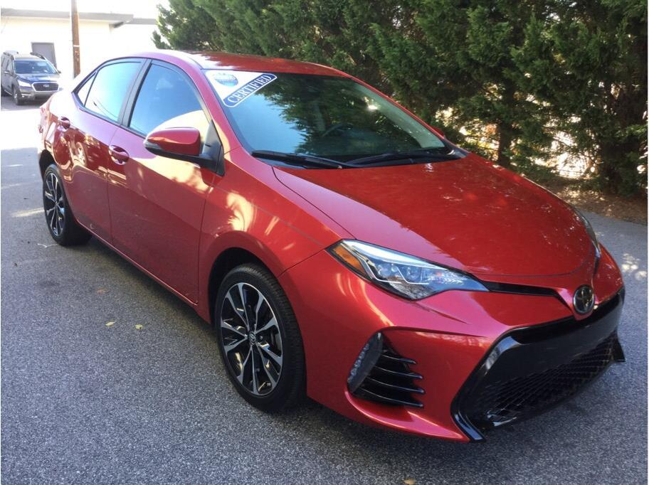 2018 Toyota Corolla from Village Motors of Conover