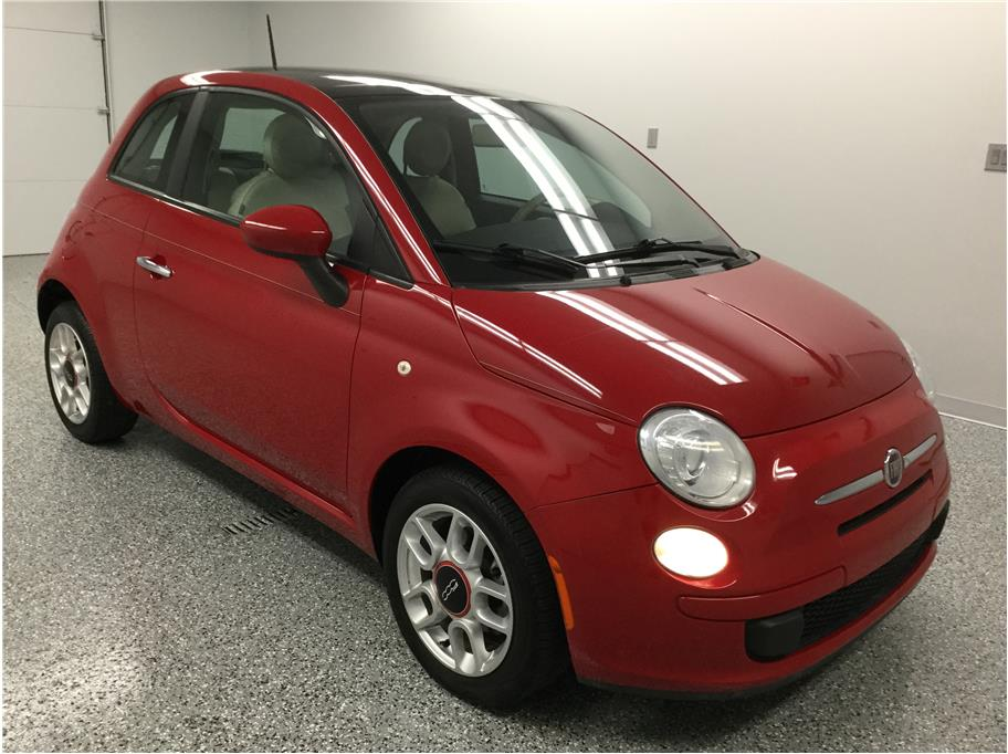 2012 FIAT 500 from Village Motors of Conover