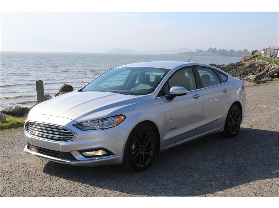 2018 Ford Fusion from Peninsula Motors