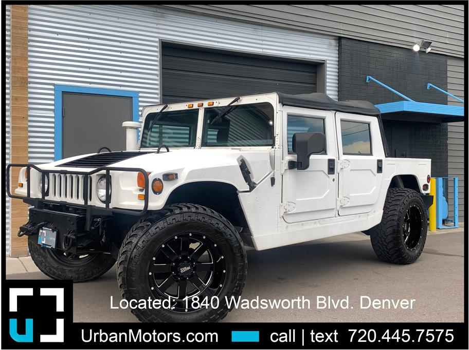 1999 HUMMER H1 from Urban Motors