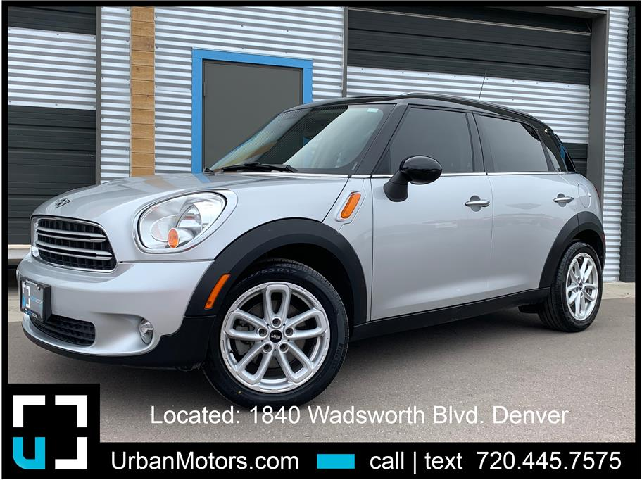 2016 MINI Countryman from Urban Motors