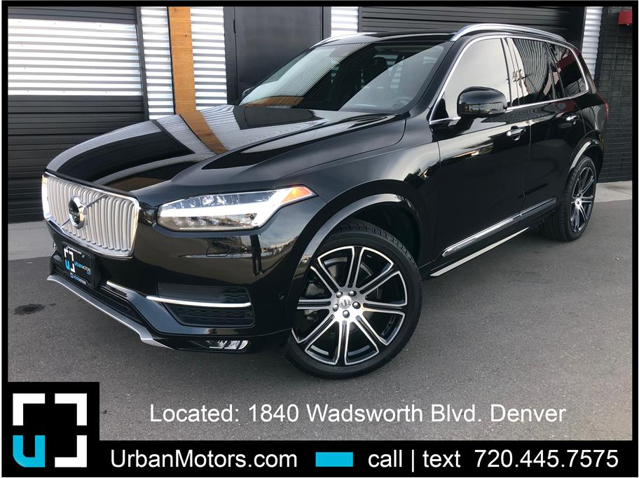2016 Volvo XC90 from Urban Motors