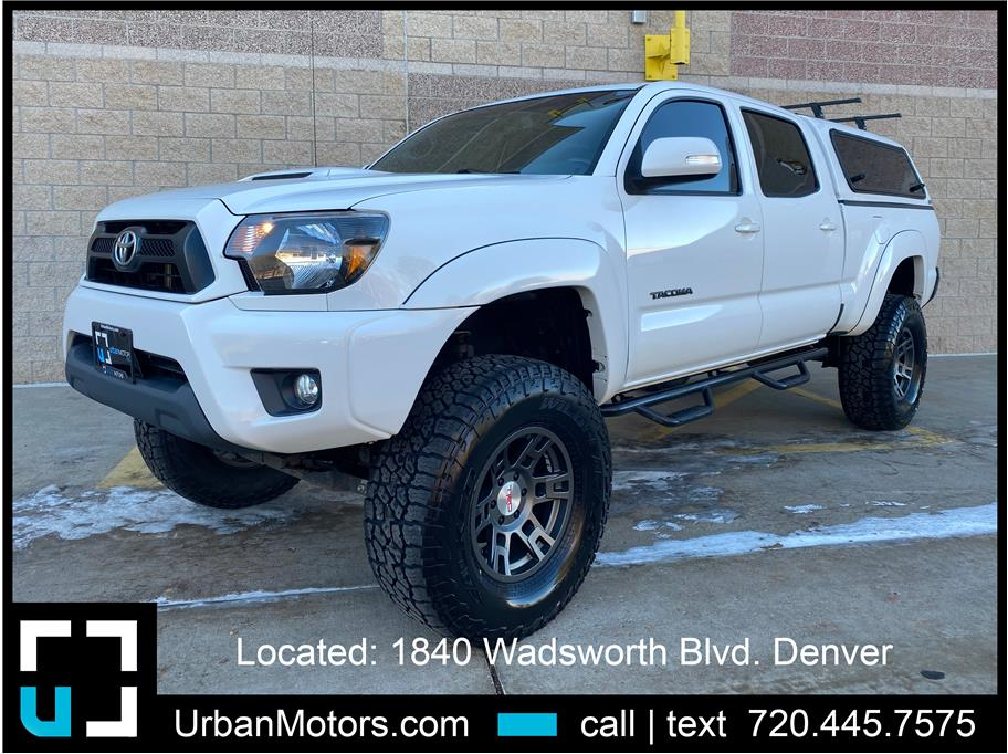 2013 Toyota Tacoma Double Cab from Urban Motors