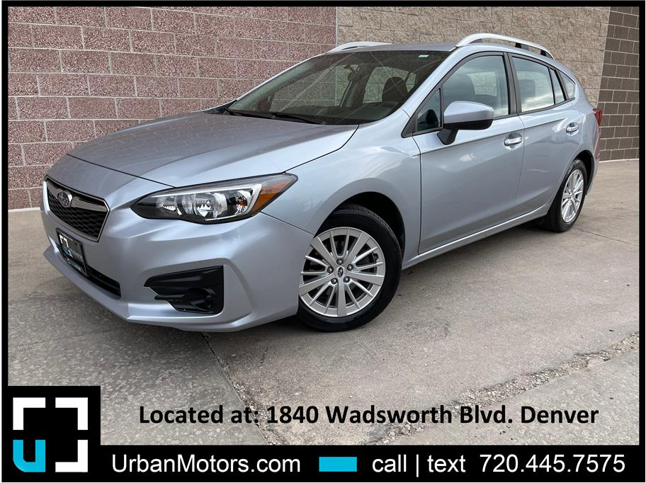 2018 Subaru Impreza from Urban Motors