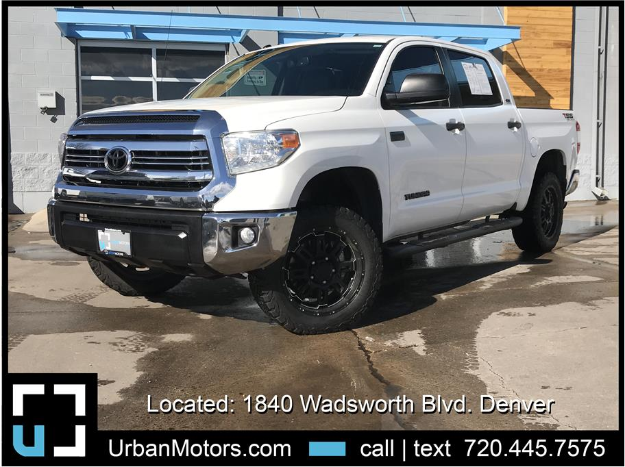 2016 Toyota Tundra CrewMax from Urban Motors