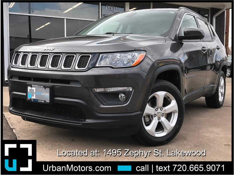 2017 Jeep Compass from Urban Motors Three