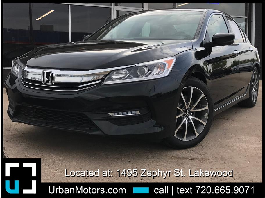 2017 Honda Accord from Urban Motors Three