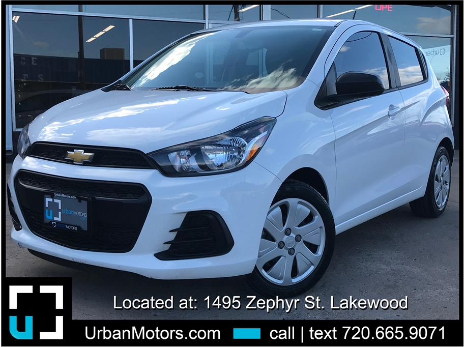 2018 Chevrolet Spark from Urban Motors Three