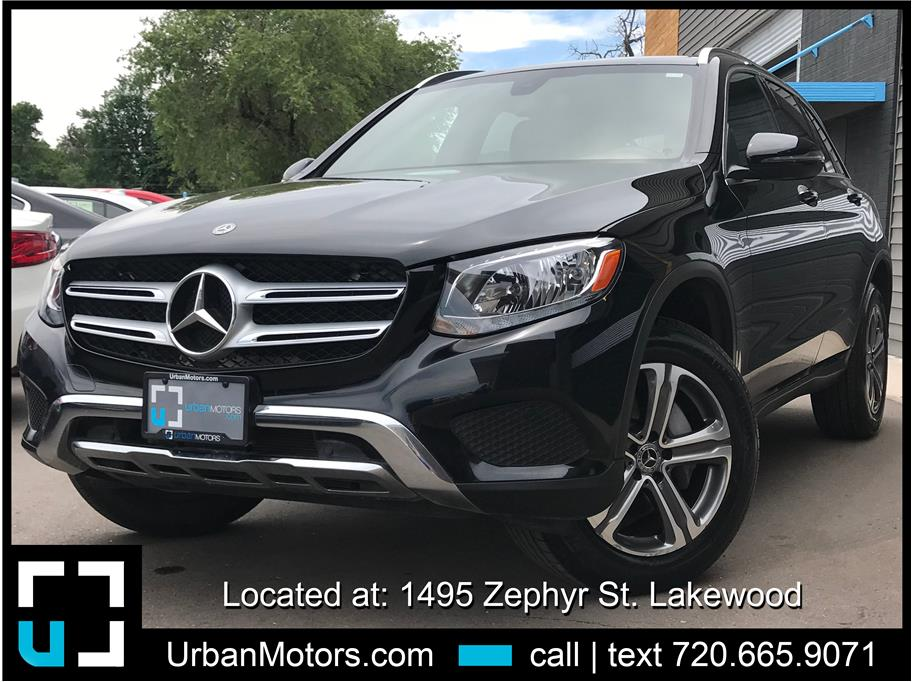 2017 Mercedes-benz GLC from Urban Motors
