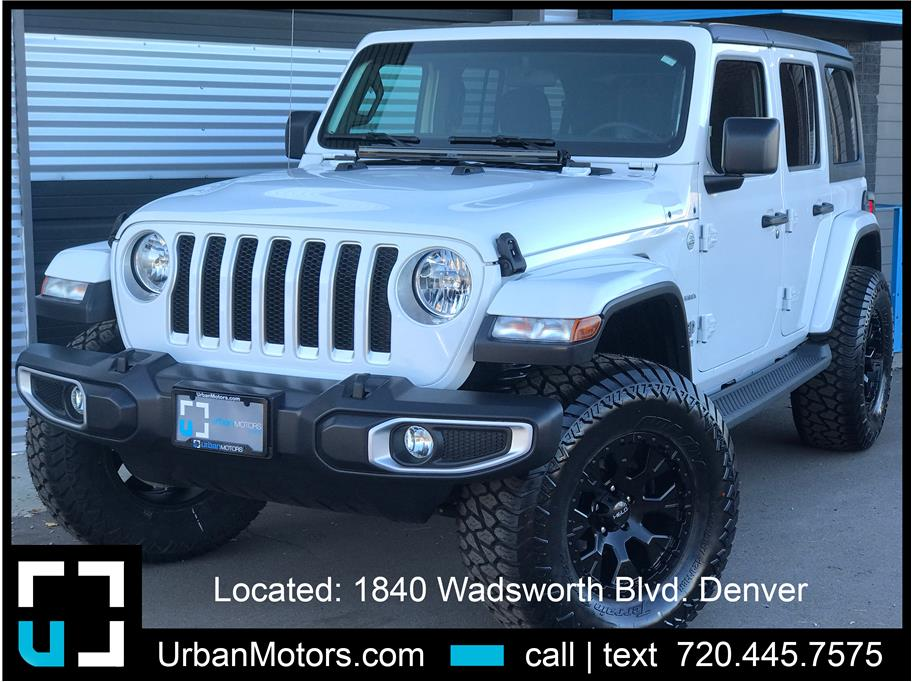 2019 Jeep Wrangler Unlimited from Urban Motors