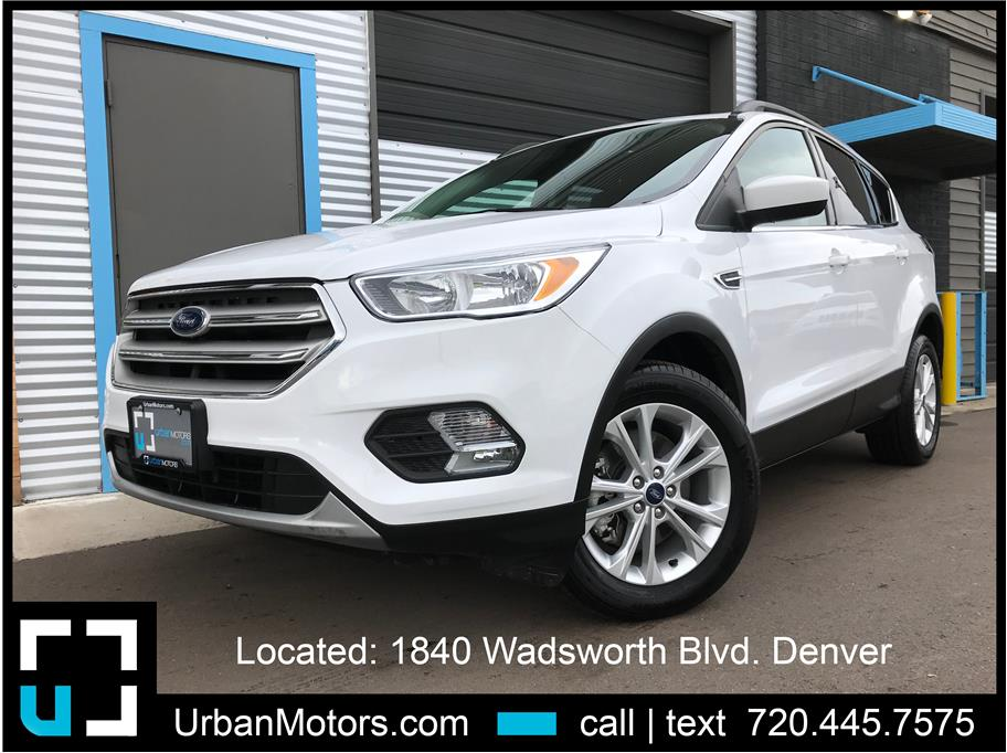 2018 Ford Escape from Urban Motors