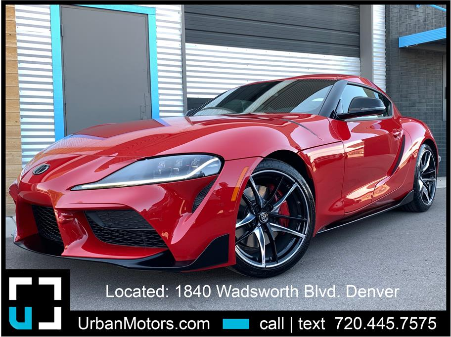 2020 Toyota GR Supra from Urban Motors