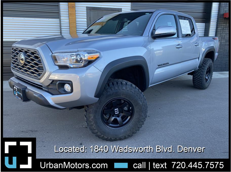 2020 Toyota Tacoma Double Cab from Urban Motors