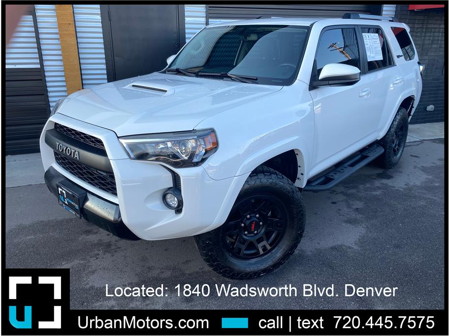 2016 Toyota 4Runner from Urban Motors