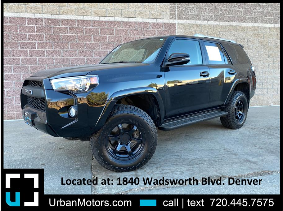 2017 Toyota 4Runner from Urban Motors