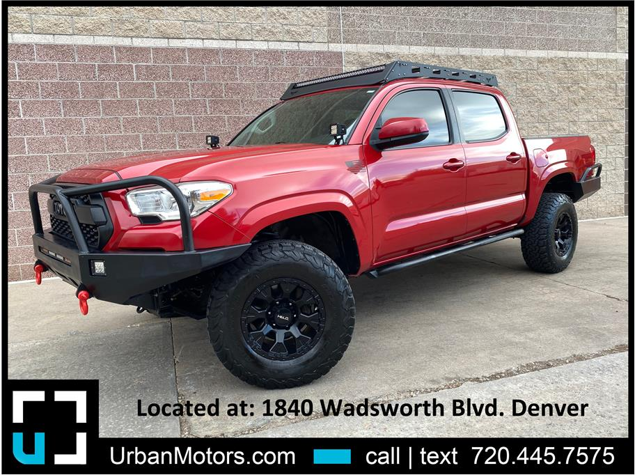 2016 Toyota Tacoma Double Cab from Urban Motors