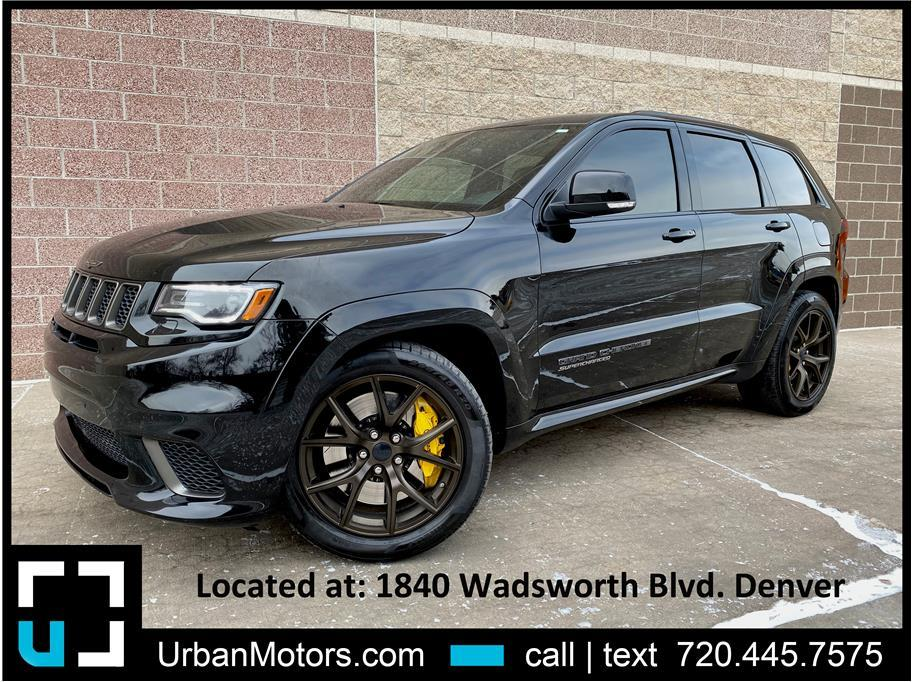 2018 Jeep Grand Cherokee from Urban Motors
