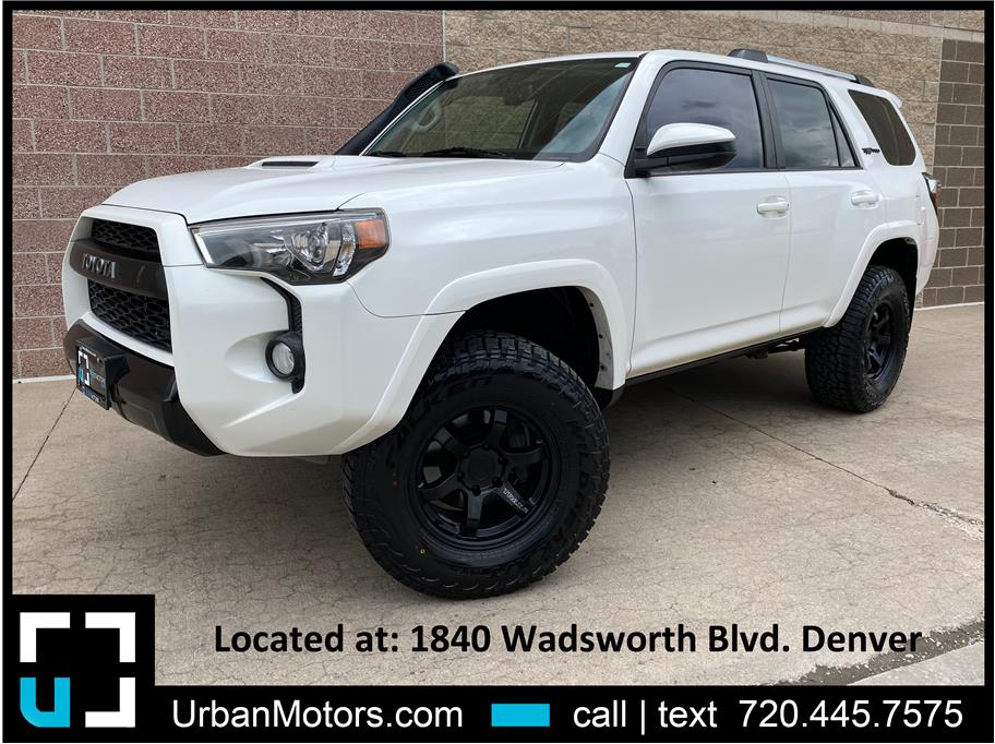 2015 Toyota 4Runner from Urban Motors
