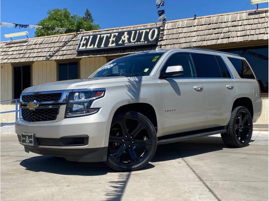 2015 Chevrolet Tahoe from Elite Auto Wholesale Inc.