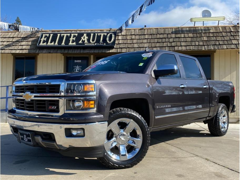 2014 Chevrolet Silverado 1500 Crew Cab from Elite Auto Wholesale Inc.
