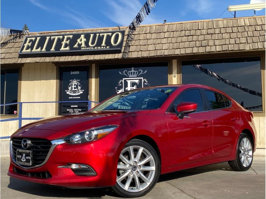 2017 Mazda MAZDA3 from Elite Auto Wholesale Inc.