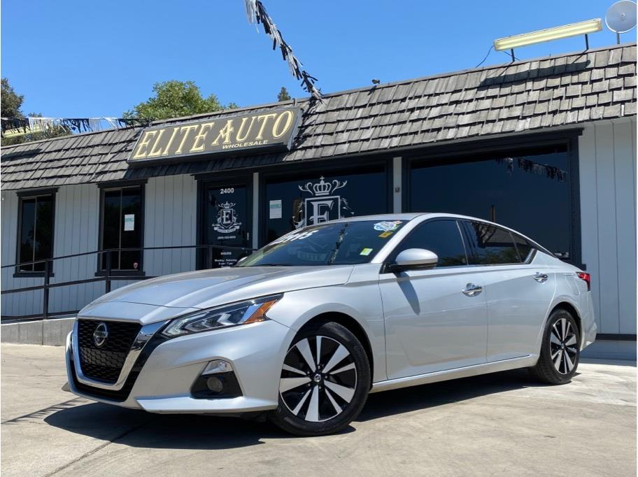 2019 Nissan Altima from Elite Auto Wholesale Inc.
