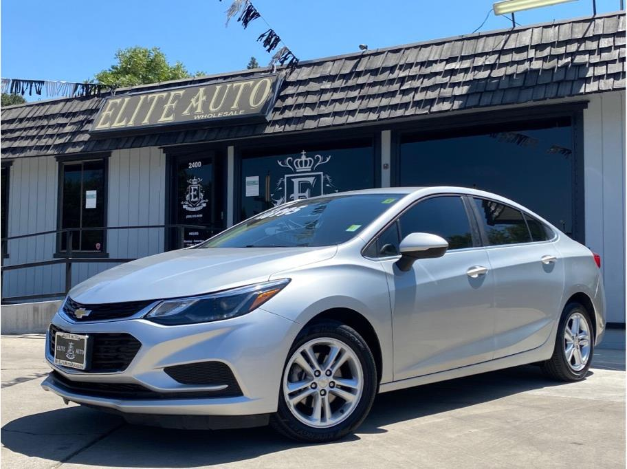 2017 Chevrolet Cruze from Elite Auto Wholesale Inc.